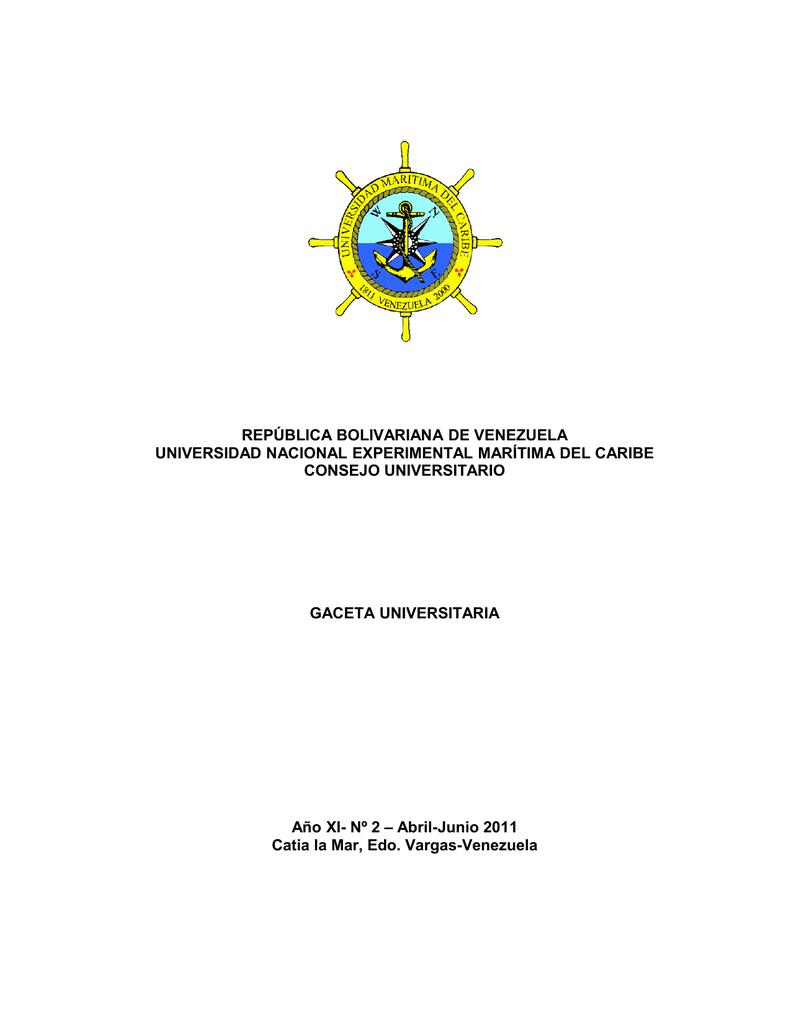 república bolivariana de venezuela universidad nacional f49c56dcd5e