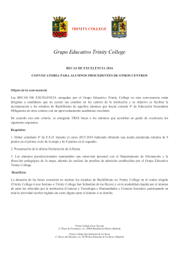 Grupo Educativo Trinity College