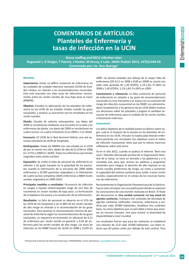 Increíble Responsabilidades Enfermera De Nicu Fotos - Anatomía de ...