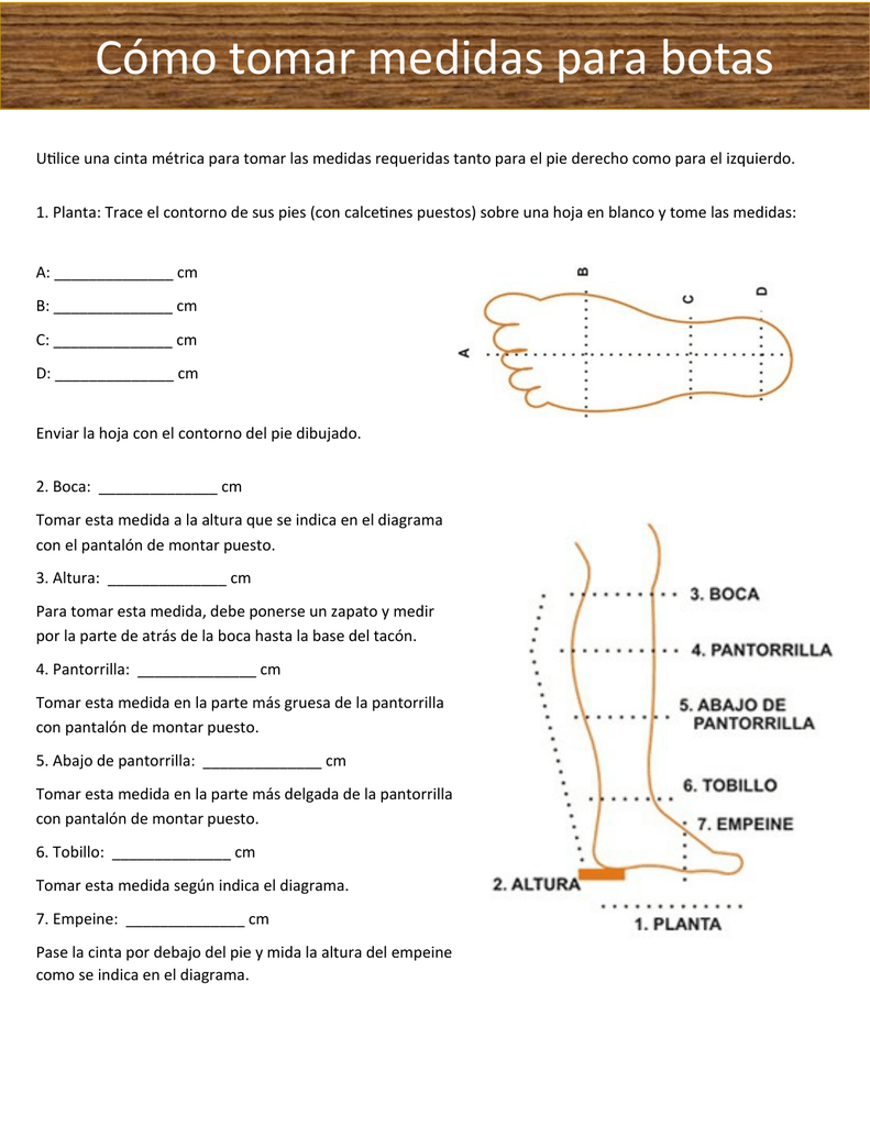 descarga aqui las instrucciones para tomar las medidas