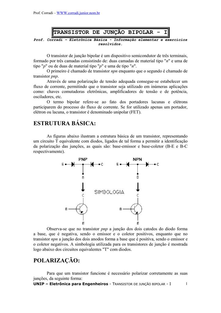 transistor de junção bipolar 80a934f293
