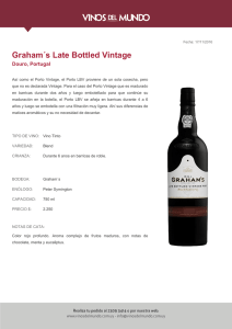 Graham´s Late Bottled Vintage