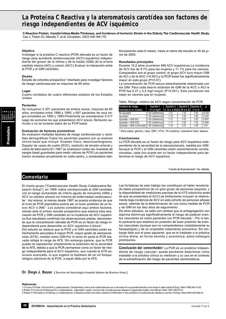 prueba de sangre proteina c reactiva