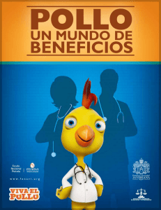 Beneficios - A comer pollo