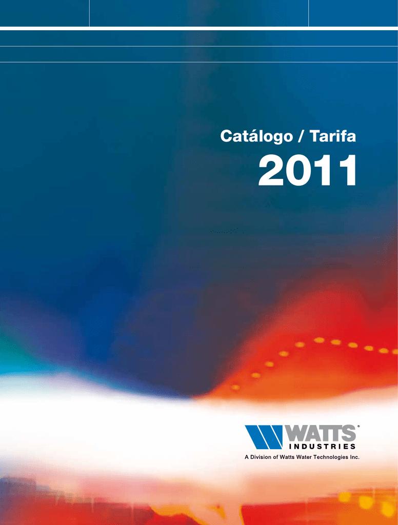 V/álvulas diferencial by-pass Watts USVR 16 3//4