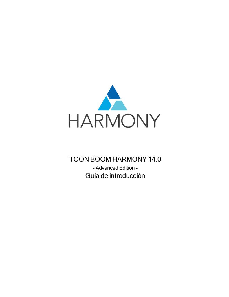 Toon Boom Harmony 14 Advanced
