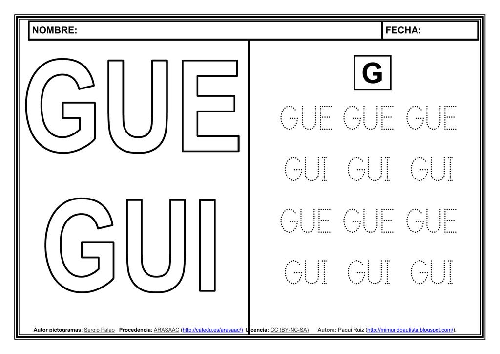 Letra Gue Y Gui