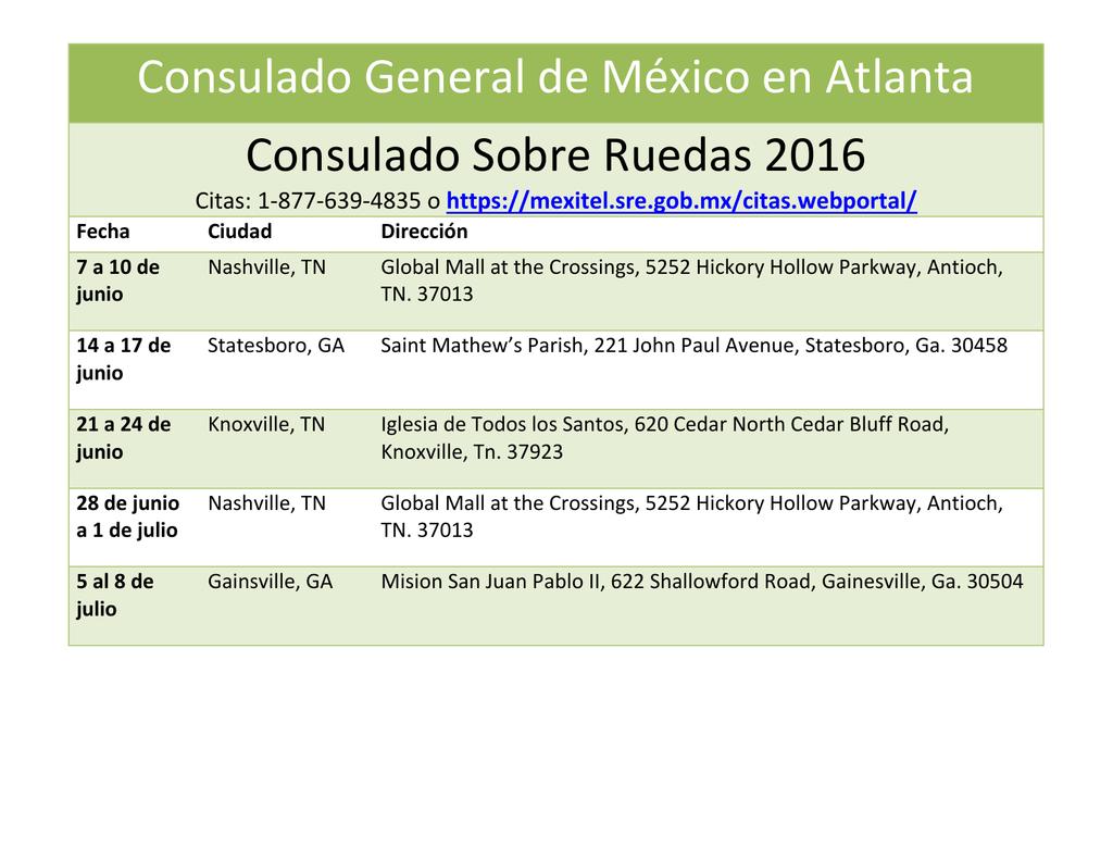 By Photo Congress || Consulado Mexicano Movil 2019