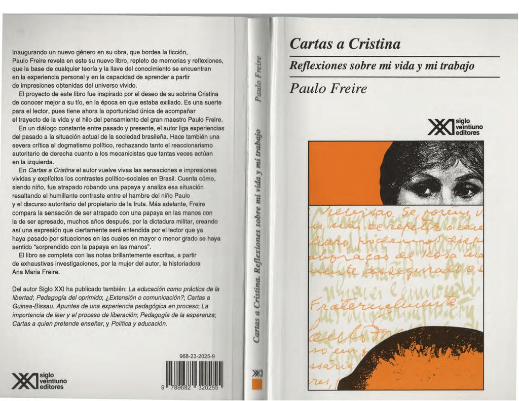 Cartas a Cristina - Fuerza Nacional Magisterial