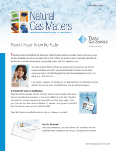 Prevent Fraud: Know the Facts