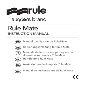 Rule Mate - Comstedt