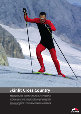 Skinfit Cross Country