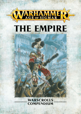 the empire - Games Workshop