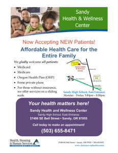 Now Accepting NEW Patients! Affordable Health Care for the Entire