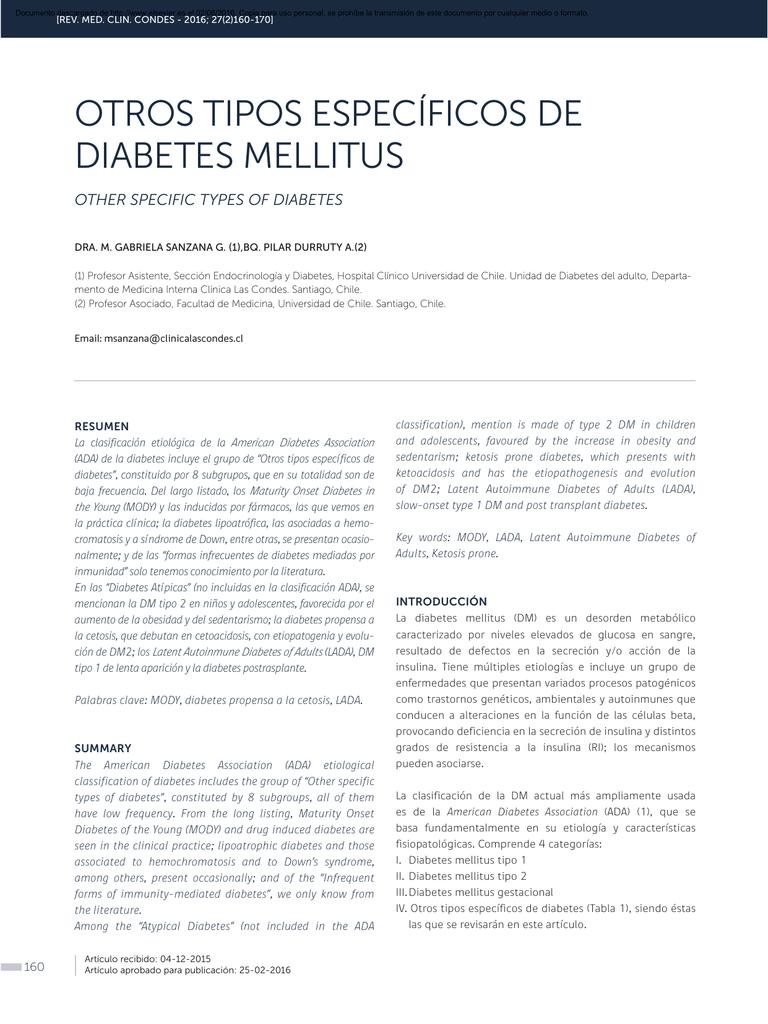 tipo de diabetes klf11