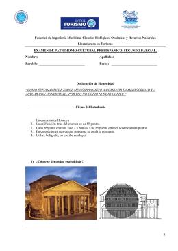 Caracter sticas generales de la arquitectura for Arquitectura naval e ingenieria maritima