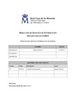 Manual de firma fácil