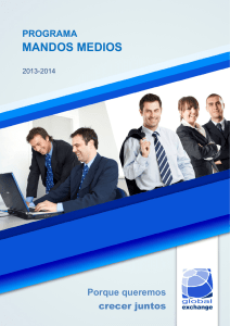 mandos medios - Universidad Europea