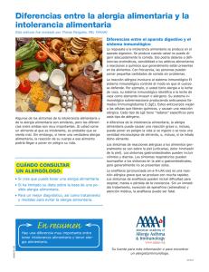 Alergia a la proteina de la leche gpc
