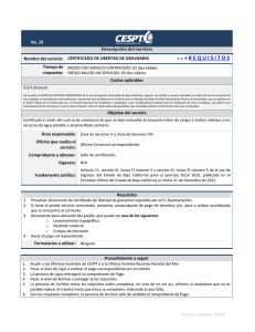 Ir a → REQUISITOS
