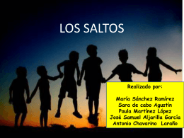 9.2. GTA09 Los saltos. Power Point
