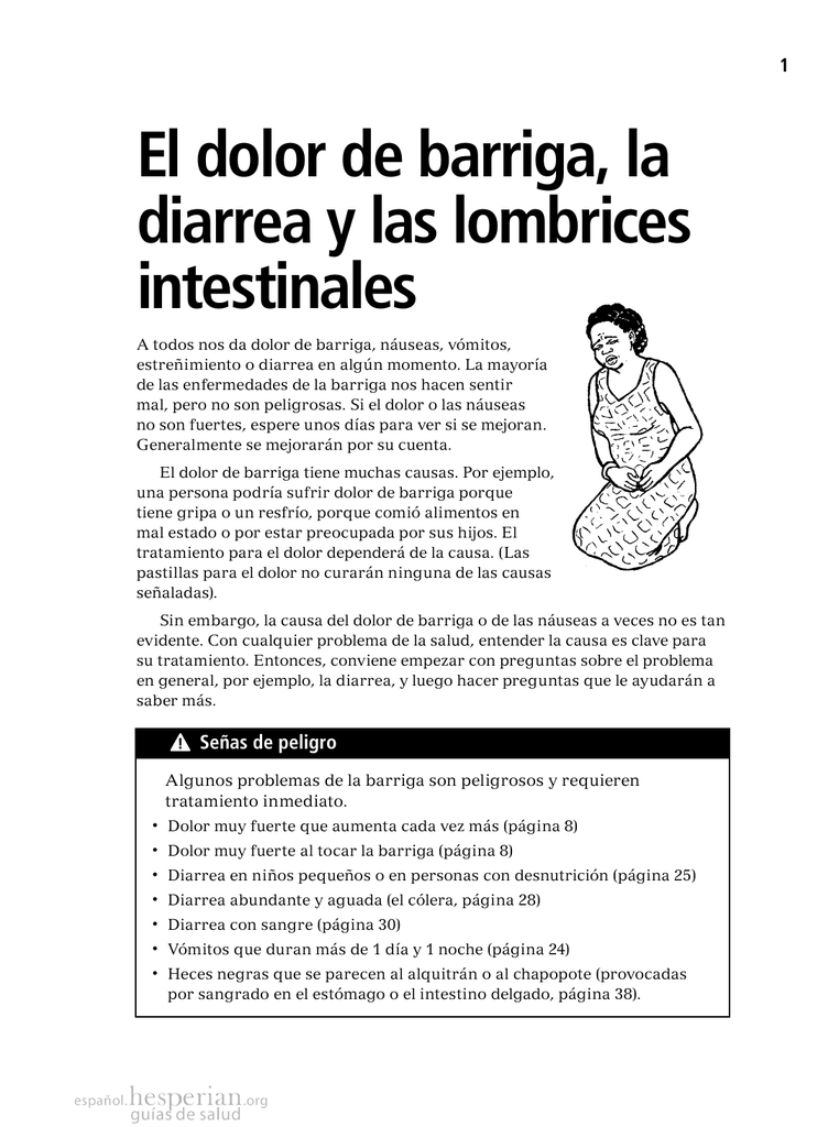 cuales son las lombrices intestinales