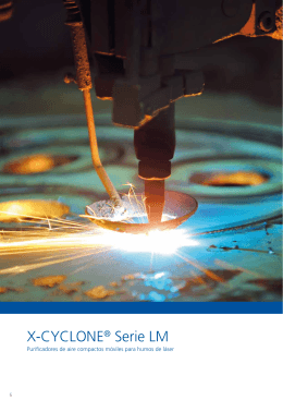 X-CYCLONE® Serie LM