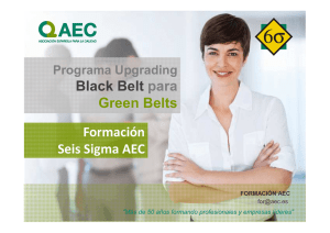 Black Belt para Green Belts v4 nov 2016 [Modo de compatibilidad]