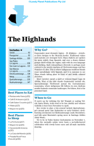 The Highlands - Lonely Planet