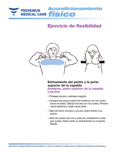 ejercicio - Fresenius Kidney Care