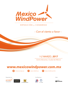 de clic aquí - Mexico Wind Power