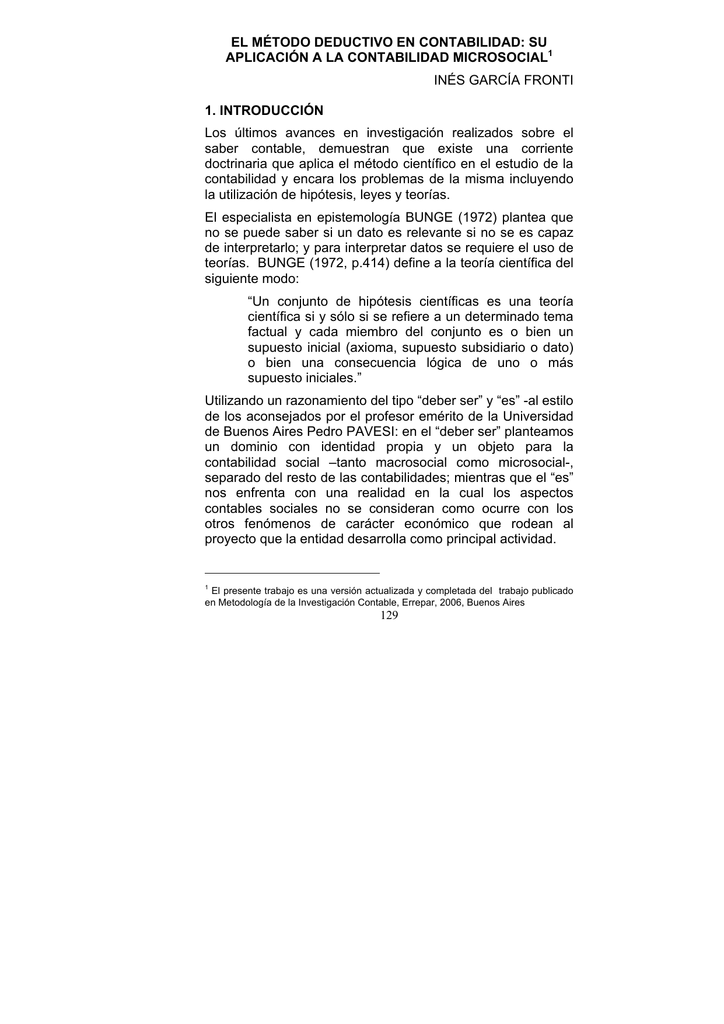 Lujo Contabilidad Reanuda Ejemplos Elaboración - Colección De ...
