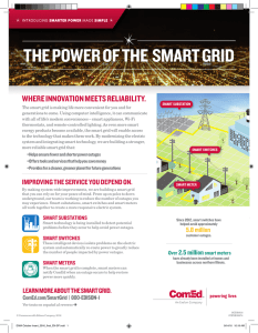 the power of the smart grid