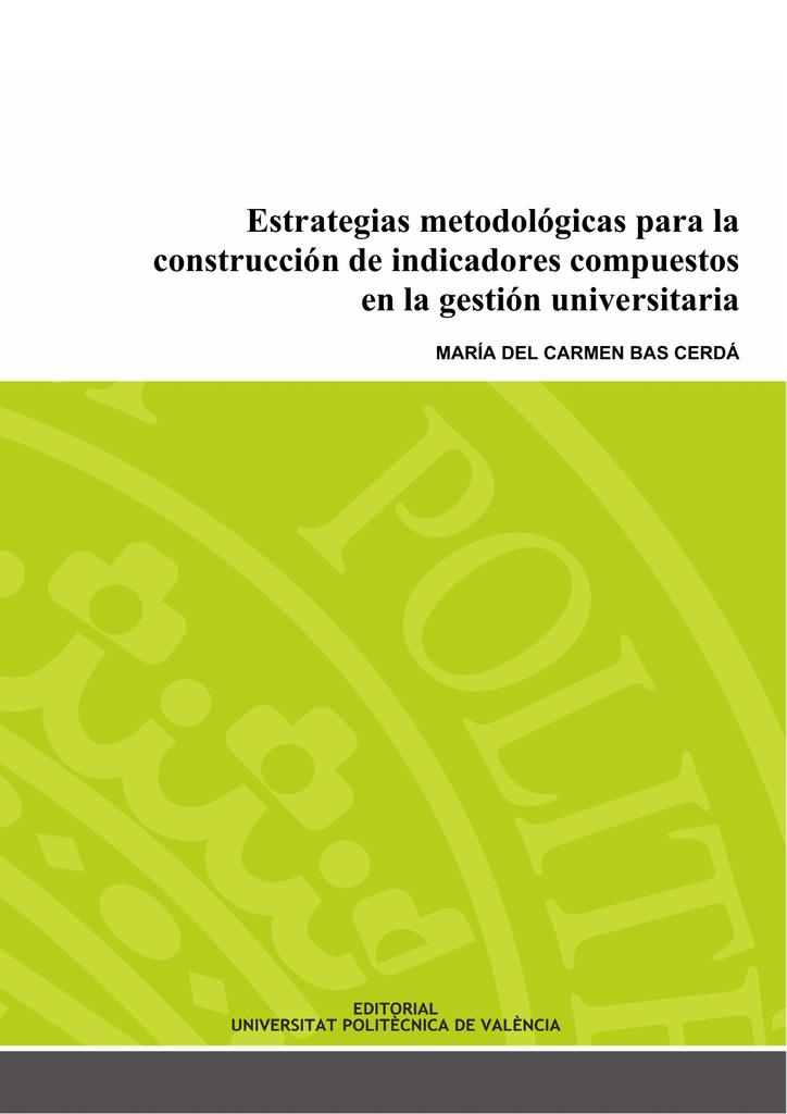 Calendario Academico Ucm 2020 2020.Estrategia Metodologicas Para La Construccion De Indicadores