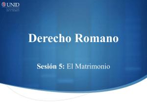 Comparacion Del Matrimonio Romano Y El Actual : Comparativa matrimonio mexicano y matrimonio romano