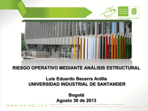Universidad Industrial de Santander