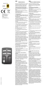 Sender DC 4 V 5 V 6 V 7,4 V 9 V 12 V Kabellose Relais-Fernbedienung Ein Schl/üsselschalter Empf/änger