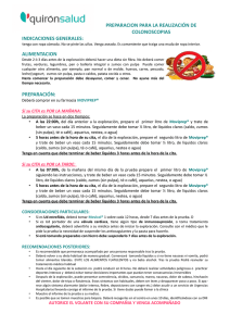 INFORMACION + PREPARACIÓN COLONOSCOPIA MOVIPREP92