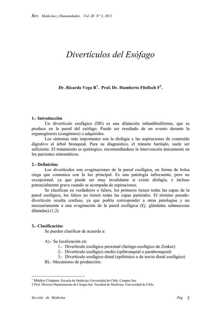 Diverticulos Esofagicos Ebook Download