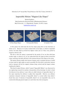 "Impossible Motion ""Magnet"