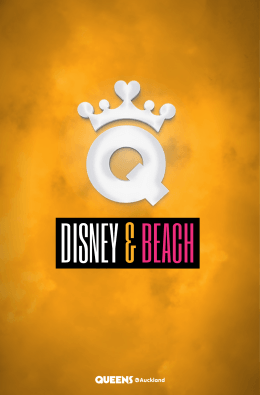 Queens DisneyBeach Blanco