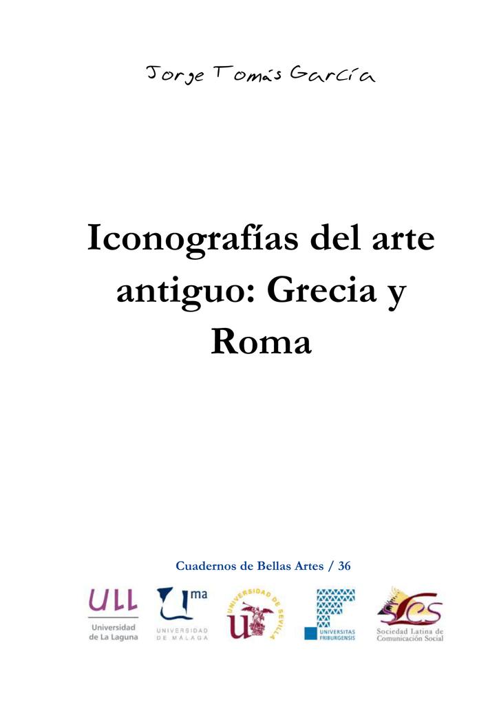 Roma Arte Del AntiguoGrecia Iconografías Y MVzSUqp