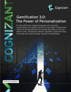 Gamification 3.0: The Power of