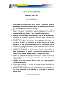 manual de funciones del revisor fiscal