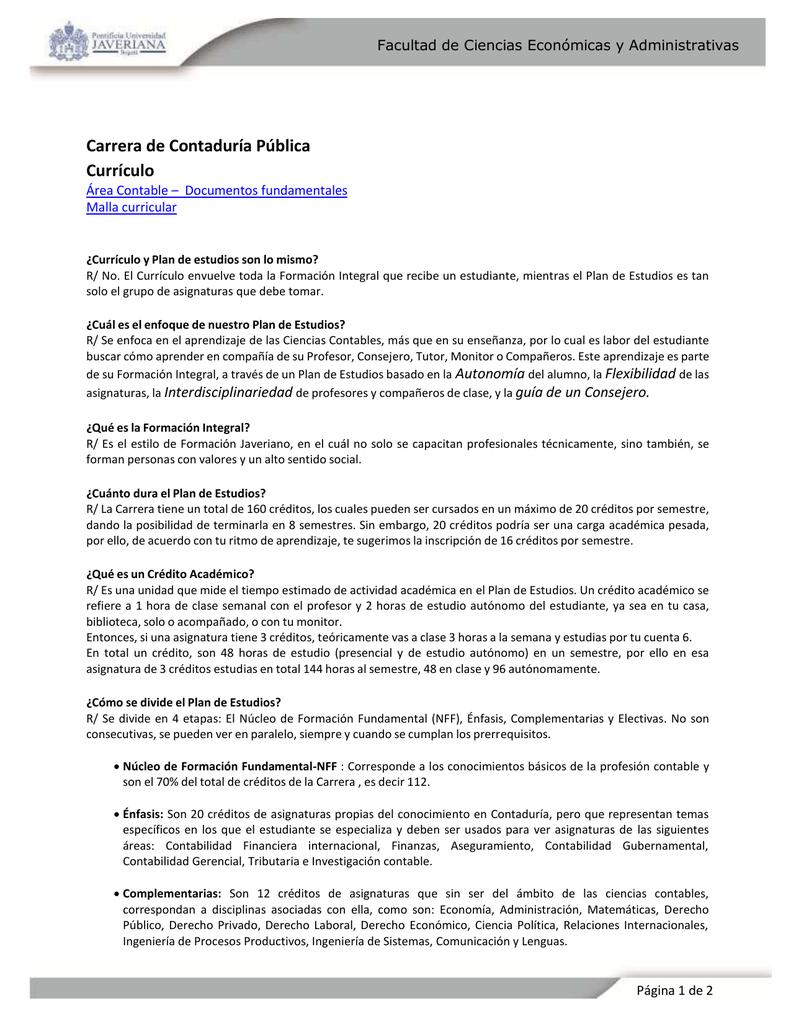 Encantador Currículum Para Estudiante De Contabilidad Ilustración ...