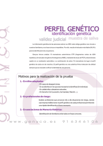 Folleto perfil genetico Ed3.cdr