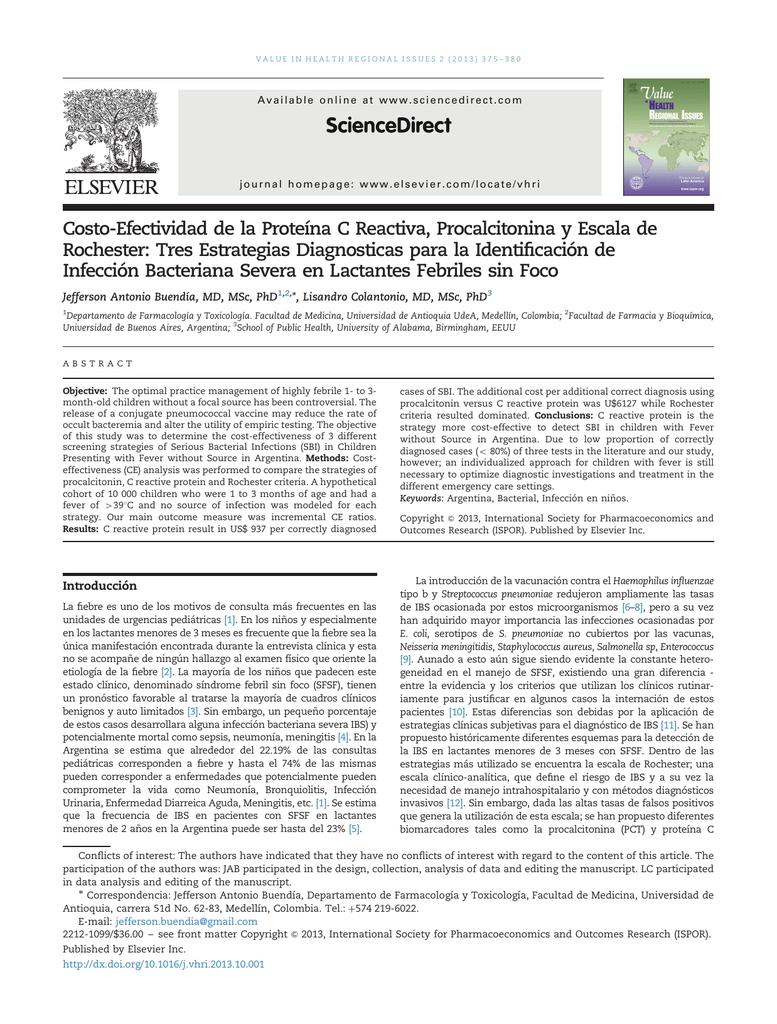 proteina c reactiva valores normales mg/dl en neonatos