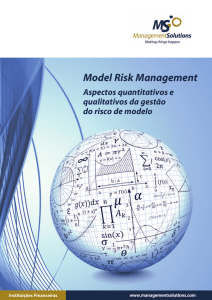 Model Risk Management - Management Solutions