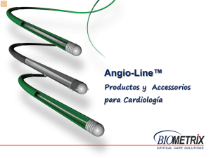 Angio-Line - Biometrix