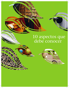 10 aspectos que debe conocer - Sustainable Forest Products